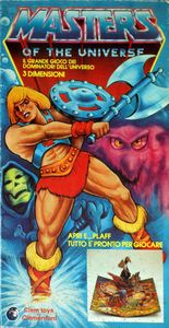 Masters of the Universe Pop-Up Game