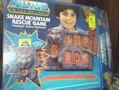 Masters of the Universe Snake Mountain Rescue Game