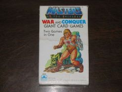 Masters of the Universe: War and Conquer Giant Card Games
