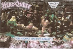 Masters' Series: Adventure 1 – The Deadly Hand of Zargon (fan expansion for HeroQuest)