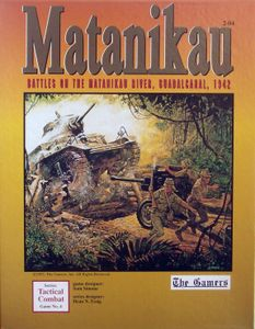 Matanikau: Battles on the Matanikau River, Guadalcanal, 1942