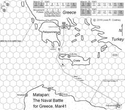 Matapan:  The Naval Battle for Greece, Mar41