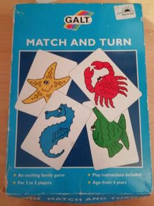 Match and Turn