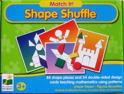 Match It! Shape Shuffle