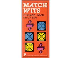 Match Wits: Division Facts