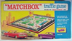 Matchbox Traffic Game
