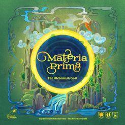 Materia Prima: The Alchemists Seal Expansion