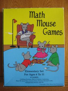 Math Mouse Games