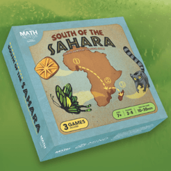 MathMINDs Games: South of the Sahara