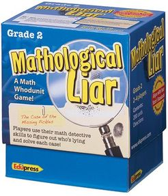 Mathological Liar: Grade 2