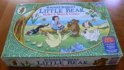 Maurice Sendak's Little Bear Make-a-Match Game