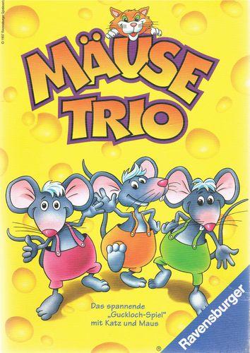 Mäuse Trio
