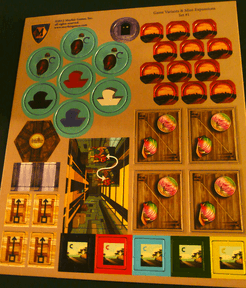 Mayfair Game Variants & Mini-Expansions Set #1