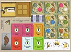 Mayfair Game Variants & Mini-Expansions Set #2