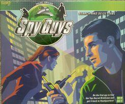 Maze Craze Spy Guys