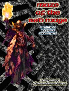 Maze of the Red Mage: A Solitaire Dungeon Adventure!