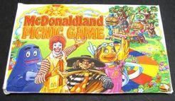 McDonaldland Picnic Game