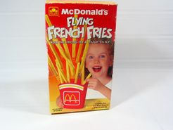 McDonald's Flying French Fries Game