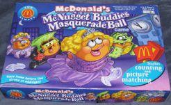McDonald's McNugget Buddies Masquerade Ball Game
