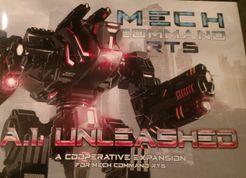 Mech Command RTS: A.I. Unleashed