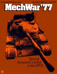 MechWar '77: Tactical Armored Combat in the 1970's