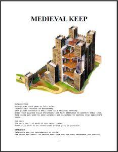 Medieval Keep