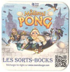 Medieval Pong: Les Sorts-Bocks