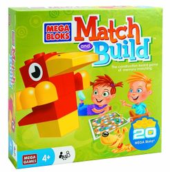 Mega Bloks Match and Build
