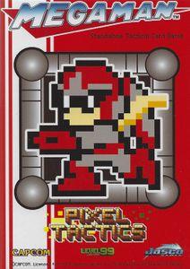 Mega Man Pixel Tactics: Proto Man Red