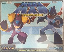 Mega Man: The Board Game – Time Man & Oil Man