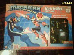 Megaman NT Warrior Battle Net Board Game