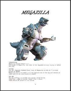 Megazilla
