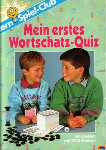 Mein erstes Wortschatz-Quiz