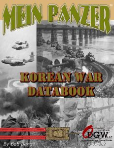 Mein Panzer: Korean War Databook
