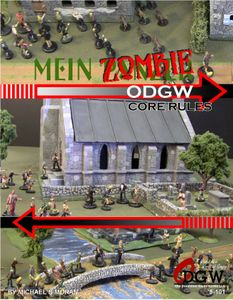 Mein Zombie! Core Rule Book