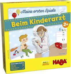 Meine ersten Spiele: Beim Kinderarzt