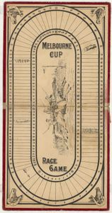 Melbourne Cup race game