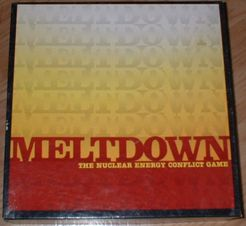 Meltdown: The Nuclear Energy Conflict Game