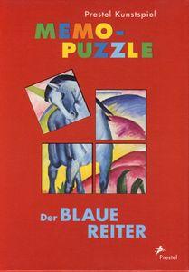 Memo-Puzzle Der Blaue Reiter