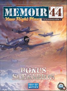Memoir '44: New Flight Plan Bonus Scenarios