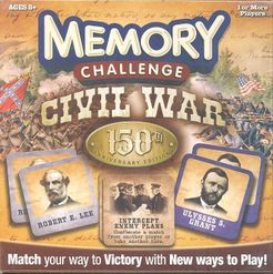 Memory Challenge: Civil War 150th Anniversary Edition