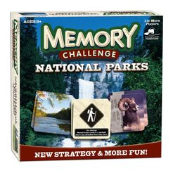 Memory Challenge: National Parks Edition