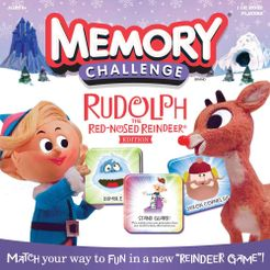 Memory Challenge: Rudolph the Red-Nosed Reindeer Edition
