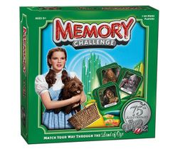 Memory Challenge: The Wizard of Oz 75th Anniversary Collector's Edition