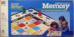 Memory Match & Move