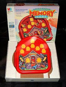 Memory Spin & Match