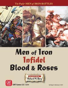 Men of Iron Battles Tri-pack: Men of Iron, Infidel, Blood & Roses