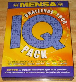 MENSA Challenge your IQ Pack