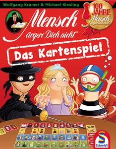 Mensch ärgere Dich nicht: Das Kartenspiel