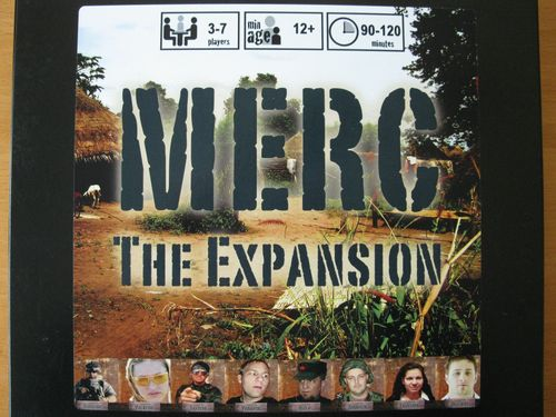 MERC: The Expansion